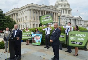 Environmental Working Group rally