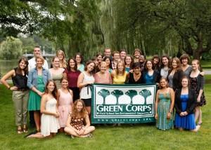 green corps class