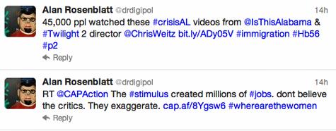 Dr DigiPol Tweet