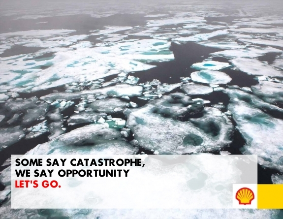 arcticready.com ad you say catastrophe, we say opportunity
