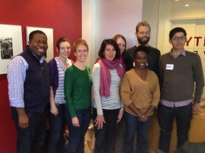 New Media Mentors Cohort 4